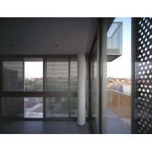 Producción Especializada Hoja de Metal Perforada Decorativa