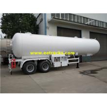 50cbm 20ton Propane xe tải xe tải