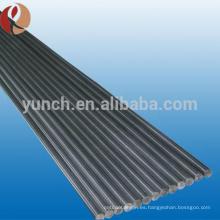 Barra redonda de tungsteno pulido superventas 99.95% barra / varilla de tungsteno