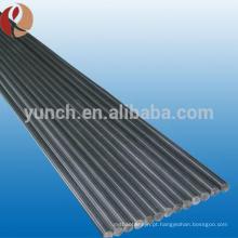 A melhor barra lustrada de venda do tungstênio 99,95% Barra do tungstênio / haste
