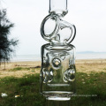Дизайн Ноев Ковчег для дизайна Стеклянные курительные трубки для воды (ES-GB-288)