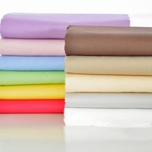 Tissu de lin en coton doux et doux tricoté