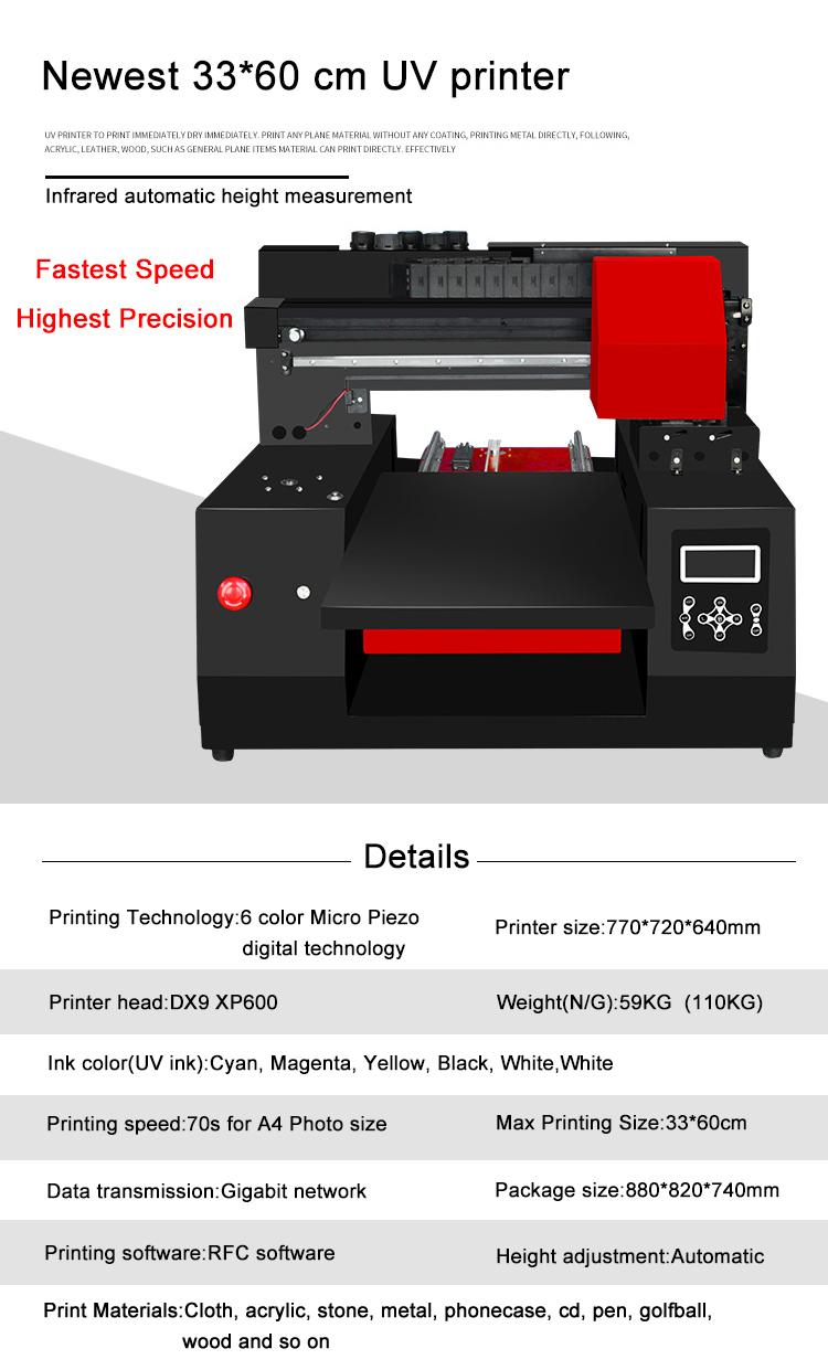 A3 T-Shirt Printer Guangzhou