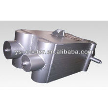 Aluminium-Platte Fin Luftabscheidung Kondensationsverdampfer Ausrüstung Unternehmen