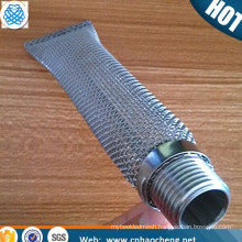 Manufacturer 304 stainless steel mesh bazooka brewing filters screen