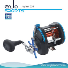 Angler Select Jupiter Sea Fishing Forte Graphite 3 + 1 Roulement Trolling Reel Fishing Reel (Jupiter 020)