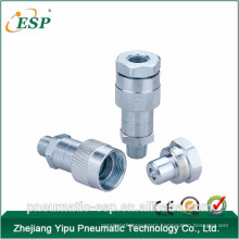 ESP KZE close type brass hydraulic quick coupling
