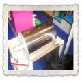 Folha de alumínio para uso alimentar e papelão usado para restaurantes e casas