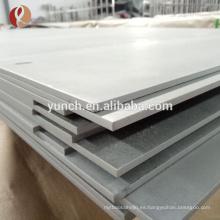 Grade 5 Grade11 Grade 12 Titanium Plates / sheets Precio