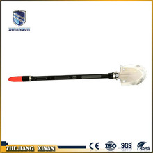 new premium steel long handle solid shovel