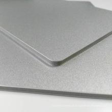 Painéis de paredes de textura de alumínio painel composto acp com alta qualidade