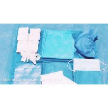 Einweg-Kits für sterile chirurgische Abdecktücher