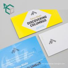 Alibaba Express China Druckservice Benutzerdefinierte Gedruckte Postkarte