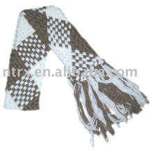 Thick winter scarf RX26223A,ladies' scarf