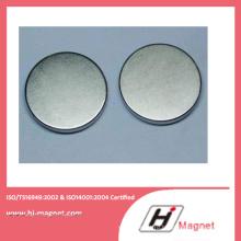 Китай производство высококачественных цинка блок формы неодимовый магнит