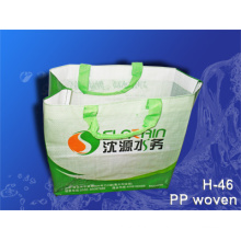 Shopping Packaging Bag with Handle