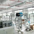 Máquina automática de mascarillas Línea de producción de mascarillas