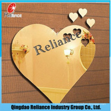 2mm/3mm/3.5mm/3.7mm/4mm/5mm/6mm Mirror /Oval Mirror / Special Shaped Mirror /Round Mirror / Rectangle Mirror / Diamond Mirror