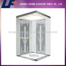 Maschine Raumlose Ladung Aufzug / Gemalte Waren Aufzug / Maschinenraum Ladung Aufzug