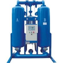 Secador comprimido de aire desecante regenerativo calentado de cero purga (KRD-1MXF)