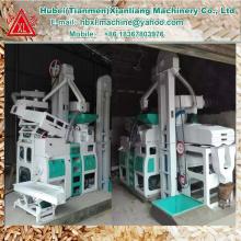 Новый дизайн 1000кг/час комбинированных риса мельница молотковая