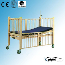 Single Crank Mechanical Hospital Medical Children Bed (D-5)
