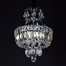 Wholesale Price for Crystal Pendant Light crystal hanging lamp pendant lighting vintage export to India Suppliers