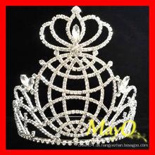 Globale Diamantrunde Festzugskrone