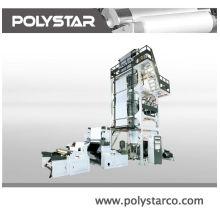 Película de plástico de invernadero de 2 capas que hace la máquina