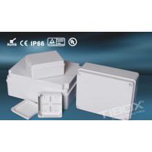 ABS Tornillo de plástico Tipo Bloque de terminales Caja-Caja de conexiones