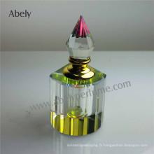 Bouteille d'huile en cristal magique de 6 ml