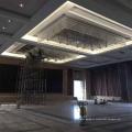 Современный хороший дизайн декоративные отель проект Люстра для Prefunction номер