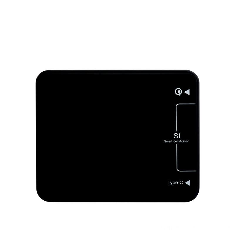 QC3.0 TypeC Multi USB fast charger
