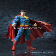 Polyresin Eco-Friendly Super Man Action Figur Baby Plastic Kinder Spielzeug