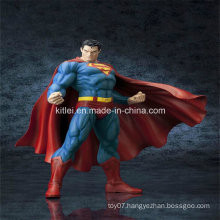 Polyresin Eco-Friendly Super Man Action Figure Baby Plastic Kids Toys