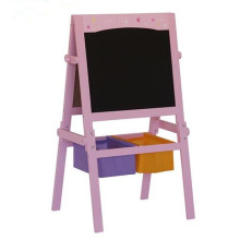 Hot Sale Wooden Display Art Easel Toy for Kids and Children