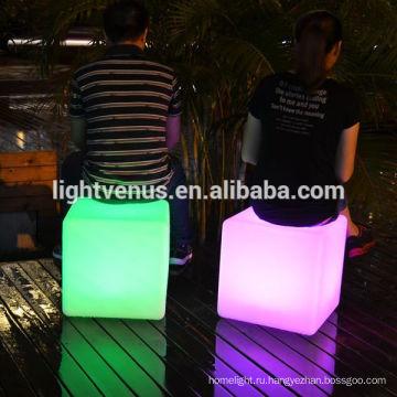 Китай Manufactuer Современный стул Открытый Мебель/цвет меняется свет стул