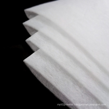 Manufacturer price non-woven nonwoven fabric Hot air cotton for facemask material