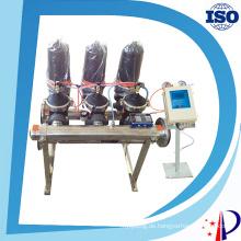 Exogener automatischer und manueller Rückspülungs-hydraulischer Scheibenwasserfilter-Hersteller