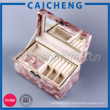 wooden jewelry box wholesale