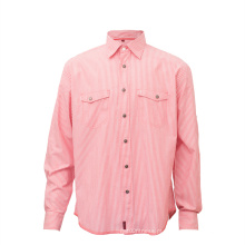 Camisa masculina casual slim fit atacado