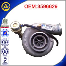 HX35W 3596629 turbocompresseur pour 6BTAA KCEC ENGINE