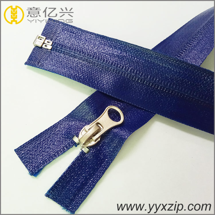 Fancy TPU Waterproof Zipper