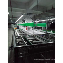 Double Plus Chain Free Flow Chain Conveyor