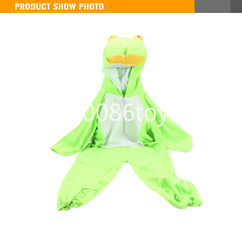Frog shape clothes