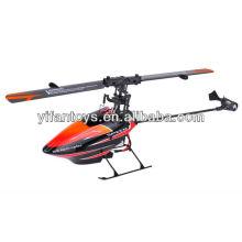V922 Flybarless мини 3D 3D 2.4G RC Вертолет 6CH Одноместный Propeller пульт дистанционного управления Вертолет