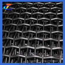 Malla de alambre prensada / Malla de malla vibratoria para piedra de trituración (CT-72)
