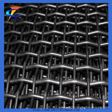 Crimped Wire Mesh/Vibrating Screen Mesh for Crush Stone (CT-72)