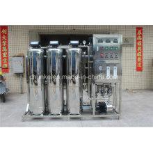 Máquina de sistema de RO de purificación de agua industrial Ck-RO-1000L