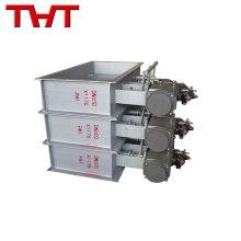Amortiguador motorizado del motor del actuador de la amortiguación del aire acondicionado 24v de la alta calidad